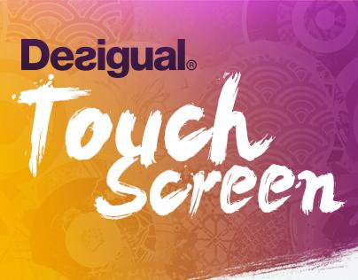 Desigual App - TouchScreen