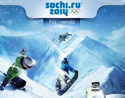 Jogos Olímpicos de Inverno - SOCHI
