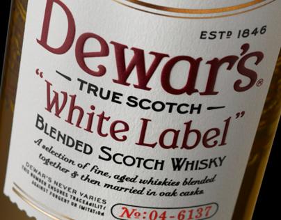Dewar's Blended Scotch Whisky