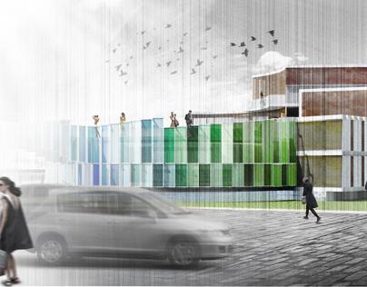 Center for Nordic Culture in Copenhagen, Denmark