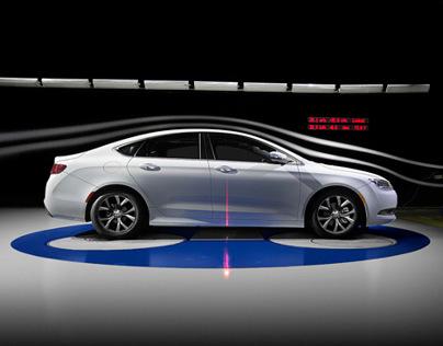 The New 2015 Chrysler 200