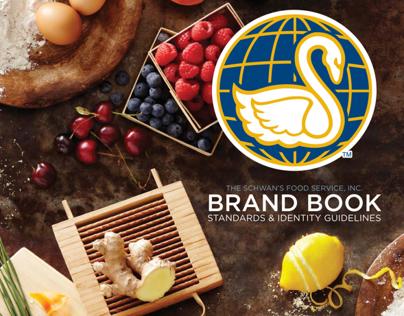 Schwan's Brand Book