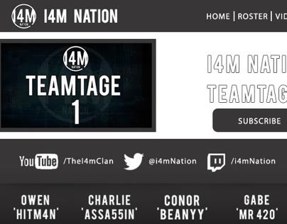 i4m Nation Website