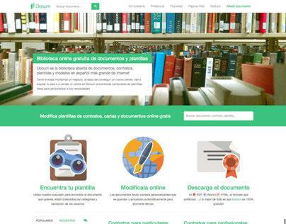 Docum.es - Biblioteca online de documentos y plantillas