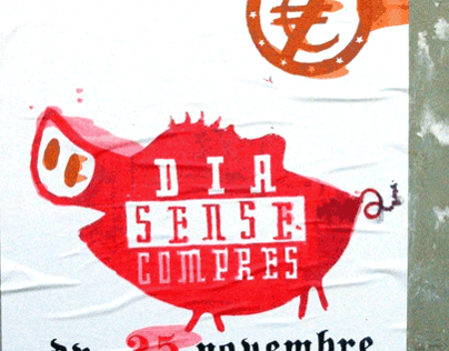Dia Sense Compres (Buy Nothing Day)
