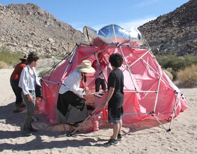 Nomad Pavilion