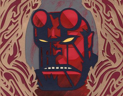Hellboy 20th Anniversary Show
