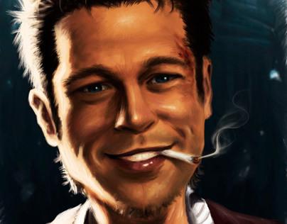 Tyler Durden (Brad Pitt)