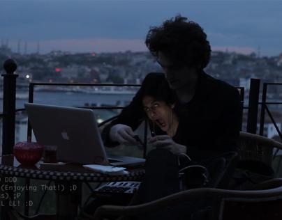 Saool Amer - While Composing ( Enjoying That ;D ^_^ )