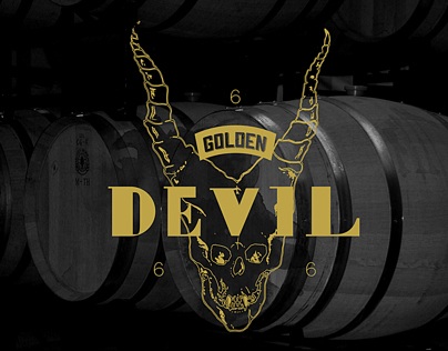 Golden Devil Beer