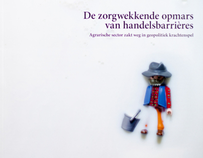 nominated for Dutch magazine cover of the year 2013