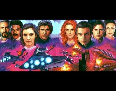 """STAR WARS """"LEGENDS"""" Full Trailer"""