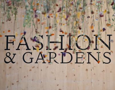 Fashion & Gardens Exhibition