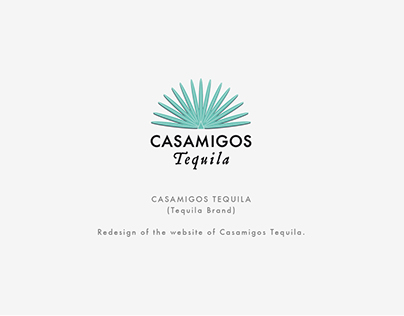 Casamigos Tequila - Website