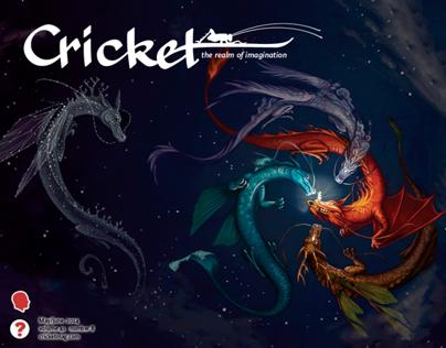 Cricket Magazine: May/June 2014