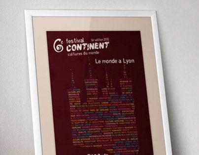 6e Continent - Festival 2012