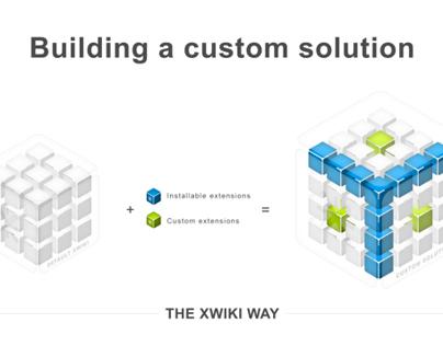 XWiki Building Blocks | Concept | 2013