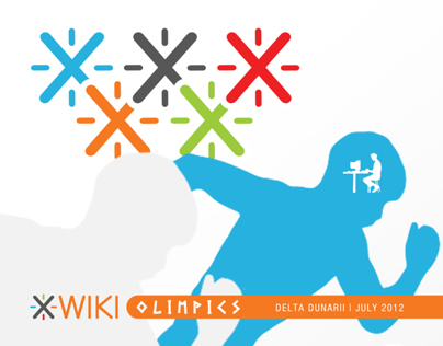 XWiki | Various internal activities posters