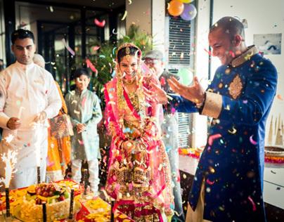 Natasha || Arjun - Wedding New Delhi