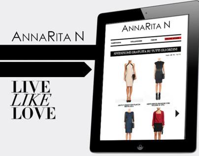 ANNARITA N e-commerce moda