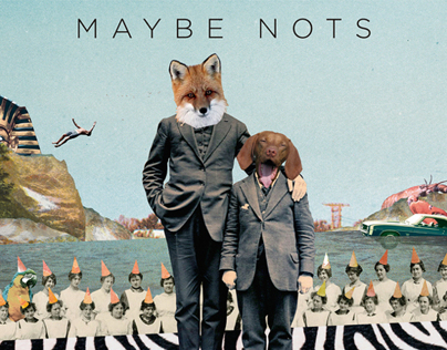MAYBE NOTS / THE QUICK BROWN FOX JUMPS OVER THE LAZY DO