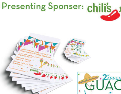 Guac-Off Presenting Sponser - Chili's