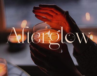 Afterglow Brand Identity