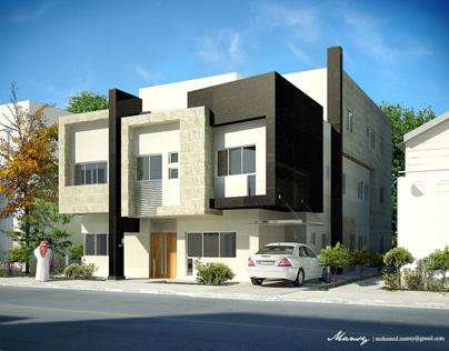 building and riyadh the houses