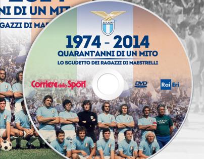 DVD S.S. Lazio 40 Anni di un Mito