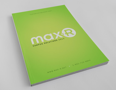 Max-R 2014 Master Catalog