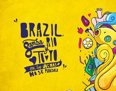 Jippi Hot Dog Brazil