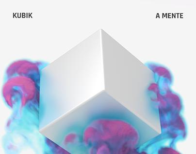 KUBUK - A mente (Lyric video)