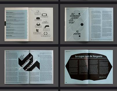 Deliciouspaper revue culturelle - Paris