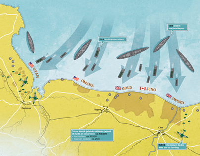 world war two the d-day landings