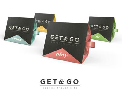 Get & Go | Travel kit