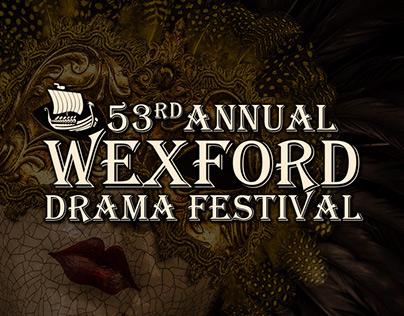 53rd Wexford Drama Festival