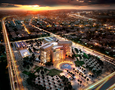 Office Building, Riyadh, Saudi Arabia