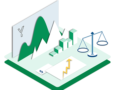 Company website illustration: Finance