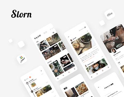 Slor App Design