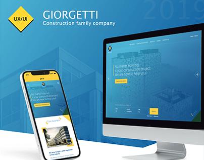 Giorgetti - A construction family company