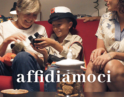 "Affidiamoci / Campagna video ""Mese dell'Affido"" 2019"