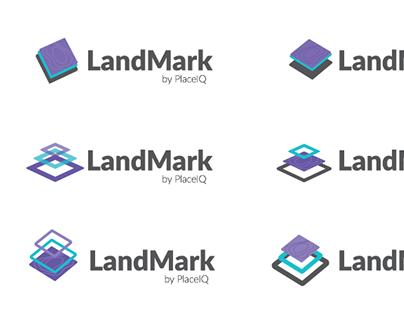 LandMark Logo Design