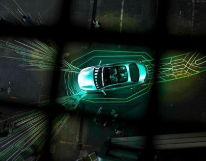 EXHIBITION DESIGN // Mercedes-Benz @ DMY