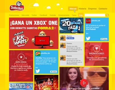 sabritas.com.mx