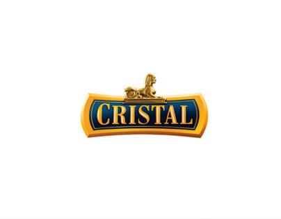 Cerveza Cristal / Banner