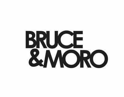 Bruce & Moro / Flyer