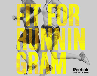 """Reebok """"FIT FOR LIFE EVENT"""