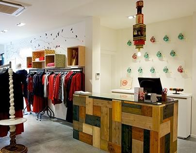 HAMPTON BAYS new shopconcept