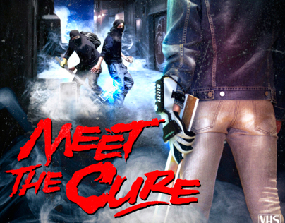 """Meet The Cure"" Cover"