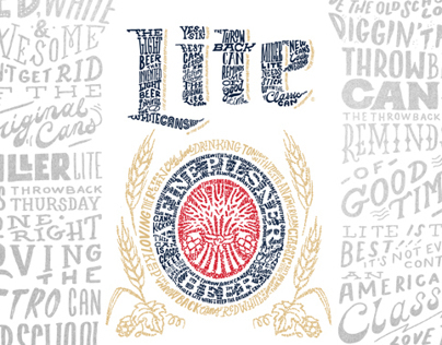Miller Lite poster